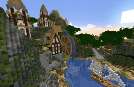 Civs Minecraft Civilization Mod